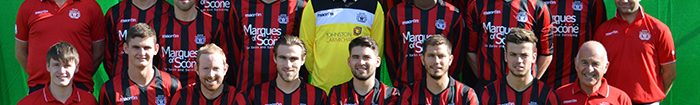 The Website of Scone Thistle FC